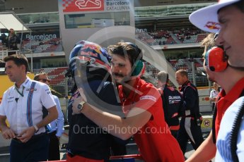 World © Octane Photographic Ltd. Prema Racing - GP2/11 – Pierre Gasly (2nd). Sunday 15th May 2016, GP2 Race 2, Circuit de Barcelona Catalunya, Spain. Digital Ref :1551CB7D8140