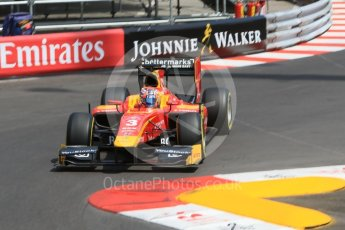 World © Octane Photographic Ltd. Racing Engineering - GP2/11 – Norman Nato. Thursday 26th May 2016, GP2 Practice, Monaco, Monte Carlo. Digital Ref : 1558CB7D0921