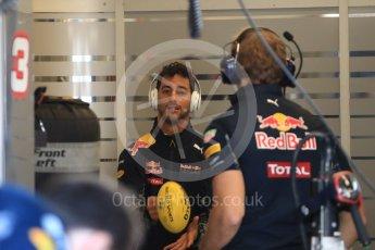 World © Octane Photographic Ltd. Red Bull Racing RB12 – Daniel Ricciardo. Saturday 22nd October 2016, F1 USA Grand Prix Practice 3, Austin, Texas – Circuit of the Americas (COTA). Digital Ref :1745LB1D1660