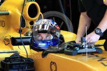 World © Octane Photographic Ltd. Renault Sport F1 Team RS16 – Jolyon Palmer. Saturday 22nd October 2016, F1 USA Grand Prix Practice 3, Austin, Texas – Circuit of the Americas (COTA). Digital Ref :1745LB1D1846