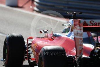 World © Octane Photographic Ltd. Scuderia Ferrari SF16-H – Sebastian Vettel. Saturday 22nd October 2016, F1 USA Grand Prix Practice 3, Austin, Texas – Circuit of the Americas (COTA). Digital Ref :1745LB1D2385