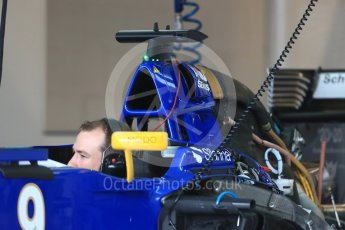 World © Octane Photographic Ltd. Sauber F1 Team C35 intakes. Thursday 20th October 2016, F1 USA Grand Prix, Austin, Texas – Circuit of the Americas (COTA). Digital Ref :