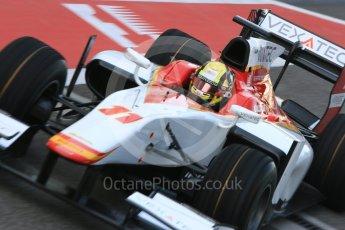 World © Octane Photographic Ltd. FIA Formula 2 (F2) - Practice. Lando Norris – Campos Racing. Abu Dhabi Grand Prix, Yas Marina Circuit. 24th November 2017. Digital Ref:2000CB5D9730