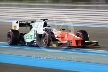 World © Octane Photographic Ltd. FIA Formula 2 (F2) - Qualifying. Sergio Sette Camara – MP Motorsport. Abu Dhabi Grand Prix, Yas Marina Circuit. 24th November 2017. Digital Ref: