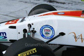 World © Octane Photographic Ltd. GP3 - Race 1. Raoul Hyman – Campos Racing. Abu Dhabi Grand Prix, Yas Marina Circuit. Saturday 25th November 2017. Digital Ref: