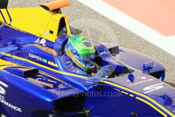 World © Octane Photographic Ltd. GP3 - Practice. Bruno Baptista – DAMS. Abu Dhabi Grand Prix, Yas Marina Circuit. Friday 24th November 2017. Digital Ref:1999CB1L5457