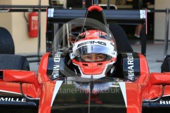 World © Octane Photographic Ltd. GP3 - Practice. George Russell - ART Grand Prix. Abu Dhabi Grand Prix, Yas Marina Circuit. Friday 24th November 2017. Digital Ref:1999LB5D9602