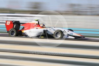 World © Octane Photographic Ltd. GP3 - Qualifying. Raoul Hyman – Campos Racing. Abu Dhabi Grand Prix, Yas Marina Circuit. Friday 24th November 2017. Digital Ref:
