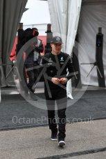 World © Octane Photographic Ltd. Formula 1 - American Grand Prix - Friday - Paddock. Valtteri Bottas - Mercedes AMG Petronas F1 W08 EQ Energy+. Circuit of the Americas, Austin, Texas, USA. Friday 20th October 2017. Digital Ref: 1985LB1D3271