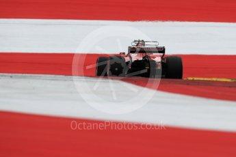World © Octane Photographic Ltd. Formula 1 - Austria Grand Prix - Saturday - Qualifying. Kimi Raikkonen - Scuderia Ferrari SF70H. Red Bull Ring, Spielberg, Austria. Saturday 8th July 2017. Digital Ref: 1869LB1D2538