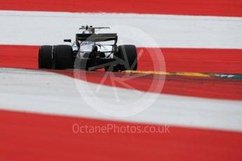 World © Octane Photographic Ltd. Formula 1 - Austria Grand Prix - Saturday - Qualifying. Lance Stroll - Williams Martini Racing FW40. Red Bull Ring, Spielberg, Austria. Saturday 8th July 2017. Digital Ref: 1869LB1D2566
