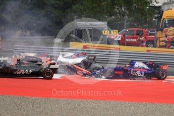 World © Octane Photographic Ltd. Formula 1 - Austria Grand Prix - Sunday - Race. Daniil Kvyat - Scuderia Toro Rosso STR12. Red Bull Ring, Spielberg, Austria. Sunday 9th July 2017. Digital Ref: 1875LB1D4876