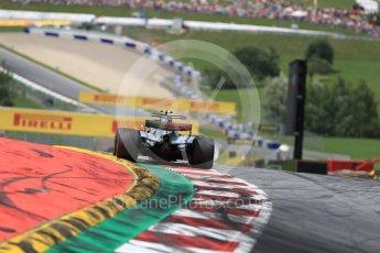 World © Octane Photographic Ltd. Formula 1 - Austria Grand Prix - Sunday - Race. Valtteri Bottas - Mercedes AMG Petronas F1 W08 EQ Energy+. Red Bull Ring, Spielberg, Austria. Sunday 9th July 2017. Digital Ref: 1875LB1D5198