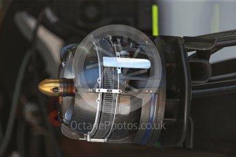 World © Octane Photographic Ltd. Formula 1 - Austria Grand Prix - Thursday - Pit Lane. Sauber F1 Team C36. Red Bull Ring, Spielberg, Austria. Thursday 6th July 2017. Digital Ref: 1861LB2D4386