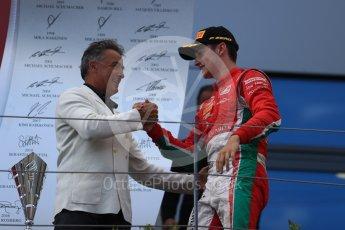 World © Octane Photographic Ltd. Formula 1 - Austria Grand Prix - Saturday - FIA Formula 2 Race 1. Charles Leclerc - PREMA Racing. Red Bull Ring, Spielberg, Austria. Saturday 8th July 2017. Digital Ref: 1863LB1D3234