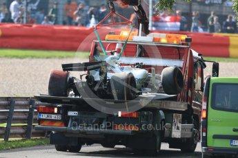 World © Octane Photographic Ltd. Formula 1 - Belgian Grand Prix - Friday - Practice 1. Felipe Massa - Williams Martini Racing FW40. Circuit de Spa Francorchamps, Belgium. Friday 25th August 2017. Digital Ref:1922LB1D4972