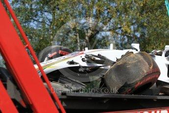 World © Octane Photographic Ltd. Formula 1 - Belgian Grand Prix - Friday - Practice 1. Felipe Massa - Williams Martini Racing FW40. Circuit de Spa Francorchamps, Belgium. Friday 25th August 2017. Digital Ref:1922LB2D5684
