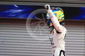 World © Octane Photographic Ltd. FIA Formula 2 (F2) - Race 2. Sergio Sette Camara – MP Motorsport. Belgian Grand Prix, Spa Francorchamps, Belgium. Sunday August 27th 2017. Digital Ref:1926LB1D7831
