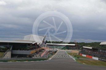 World © Octane Photographic Ltd. Formula 1 - British Grand Prix - Sunday - Race. Lewis Hamilton - Mercedes AMG Petronas F1 W08 EQ Energy+. Silverstone, UK. Sunday 16th July 2017. Digital Ref: 1892LB2D0054