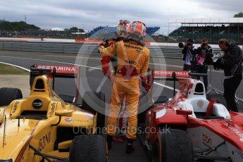 World © Octane Photographic Ltd. FIA Formula 2 (F2) - Race 1. Norman Nato – Pertamina Arden. British Grand Prix, Silverstone, UK. Saturday 15th July 2017. Digital Ref:1887LB2D9380