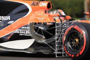 World © Octane Photographic Ltd. Formula 1 - Hungarian in-season testing. Lando Norris - McLaren Honda MCL32. Hungaroring, Budapest, Hungary. Wednesday 2nd August 2017. Digital Ref: