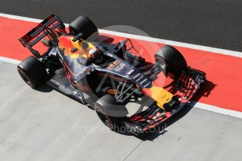 World © Octane Photographic Ltd. Formula 1 - Hungarian in-season testing. Pierre Gasly - Red Bull Racing RB13. Hungaroring, Budapest, Hungary. Wednesday 2nd August 2017. Digital Ref:1917CB2D5281