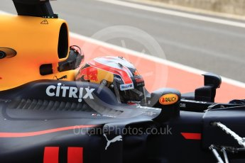 World © Octane Photographic Ltd. Formula 1 - Hungarian in-season testing. Pierre Gasly - Red Bull Racing RB13. Hungaroring, Budapest, Hungary. Wednesday 2nd August 2017. Digital Ref: