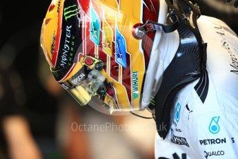 World © Octane Photographic Ltd. Formula 1 - Canadian Grand Prix - Saturday - Practice 3. Lewis Hamilton - Mercedes AMG Petronas F1 W08 EQ Energy+. Circuit Gilles Villeneuve, Montreal, Canada. Saturday 10th June 2017. Digital Ref: 1853LB1D5373