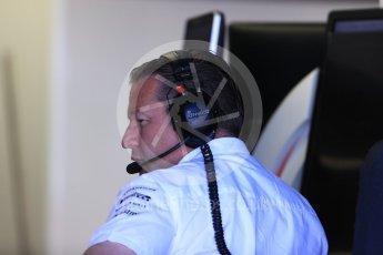 World © Octane Photographic Ltd. Formula 1 - Canadian Grand Prix - Saturday - Practice 3. Zak Brown - McLaren Honda MCL32. Circuit Gilles Villeneuve, Montreal, Canada. Saturday 10th June 2017. Digital Ref: 1853LB1D5477