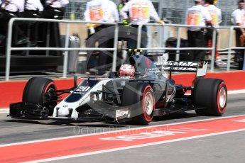 World © Octane Photographic Ltd. Formula 1 - Canadian Grand Prix - Saturday - Practice 3. Kevin Magnussen - Haas F1 Team VF-17. Circuit Gilles Villeneuve, Montreal, Canada. Saturday 10th June 2017. Digital Ref: 1853LB1D5627