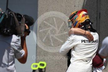 World © Octane Photographic Ltd. Formula 1 - Canadian Grand Prix - Saturday - Qualifying. Lewis Hamilton - Mercedes AMG Petronas F1 W08 EQ Energy+. Circuit Gilles Villeneuve, Montreal, Canada. Saturday 10th June 2017. Digital Ref: 1854LB1D6803
