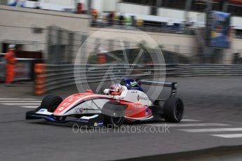 World © Octane Photographic Ltd. Formula 1 - Monaco Formula Renault Eurocup Practice. Alex Peroni[ – Fortec Motorsports. Monaco, Monte Carlo. Thursday 25th May 2017. Digital Ref: