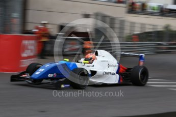 World © Octane Photographic Ltd. Formula 1 - Monaco Formula Renault Eurocup Practice. Aleksey Korneev – Fortec Motorsports. Monaco, Monte Carlo. Thursday 25th May 2017. Digital Ref: