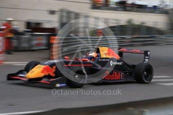 World © Octane Photographic Ltd. Formula 1 - Monaco Formula Renault Eurocup Practice. Richard Verschoor – MP Motorsport. Monaco, Monte Carlo. Thursday 25th May 2017. Digital Ref: