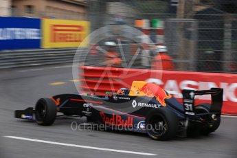World © Octane Photographic Ltd. Formula 1 - Monaco Formula Renault Eurocup Practice. Neil Verhagen – MP Motorsport. Monaco, Monte Carlo. Thursday 25th May 2017. Digital Ref:
