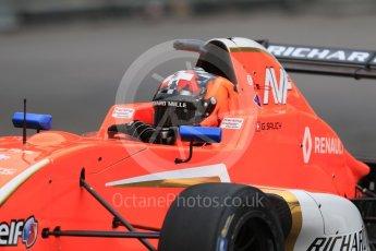 World © Octane Photographic Ltd. Formula 1 - Monaco Formula Renault Eurocup Practice. Gregoire Saucy – AVF. Monaco, Monte Carlo. Thursday 25th May 2017. Digital Ref: