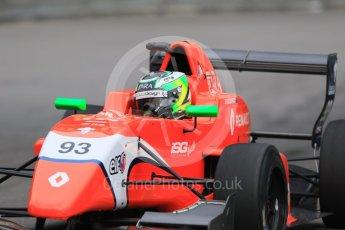 World © Octane Photographic Ltd. Formula 1 - Monaco Formula Renault Eurocup Practice. Zane Goddard – Arden. Monaco, Monte Carlo. Thursday 25th May 2017. Digital Ref: