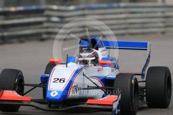 World © Octane Photographic Ltd. Formula 1 - Monaco Formula Renault Eurocup Practice. Presley Martono – Mark Burdett Motorsport. Monaco, Monte Carlo. Thursday 25th May 2017. Digital Ref:
