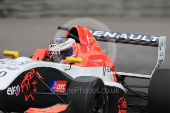World © Octane Photographic Ltd. Formula 1 - Monaco Formula Renault Eurocup Practice. Jarno Opmeer – MP Motorsport. Monaco, Monte Carlo. Thursday 25th May 2017. Digital Ref: