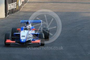 World © Octane Photographic Ltd. Formula 1 - Monaco Formula Renault Eurocup Qualifying. Presley Martono – Mark Burdett Motorsport. Monaco, Monte Carlo. Friday 26th May 2017. Digital Ref: