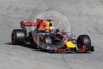 World © Octane Photographic Ltd. Formula 1 - Spanish Grand Prix Practice 1. Daniel Ricciardo - Red Bull Racing RB13. Circuit de Barcelona - Catalunya, Spain. Friday 12th May 2017. Digital Ref: 1810CB1L7785