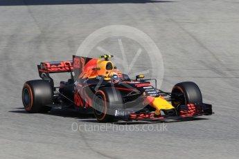 World © Octane Photographic Ltd. Formula 1 - Spanish Grand Prix Practice 1. Max Verstappen - Red Bull Racing RB13. Circuit de Barcelona - Catalunya, Spain. Friday 12th May 2017. Digital Ref: 1810CB1L7834