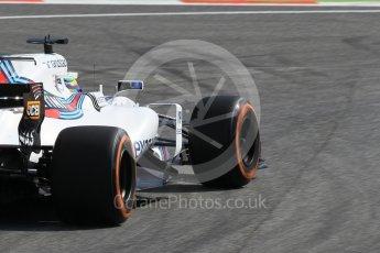 World © Octane Photographic Ltd. Formula 1 - Spanish Grand Prix Practice 1. Felipe Massa - Williams Martini Racing FW40. Circuit de Barcelona - Catalunya, Spain. Friday 12th May 2017. Digital Ref: 1810CB1L8050