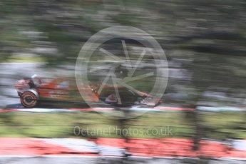 World © Octane Photographic Ltd. Formula 1 - Spanish Grand Prix - Practice 1. Sebastian Vettel - Scuderia Ferrari SF70H. Circuit de Barcelona - Catalunya. Friday 12th May 2017. Digital Ref: 1810CB7D3992