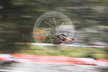 World © Octane Photographic Ltd. Formula 1 - Spanish Grand Prix - Practice 1. Daniel Ricciardo - Red Bull Racing RB13. Circuit de Barcelona - Catalunya. Friday 12th May 2017. Digital Ref: 1810CB7D4089