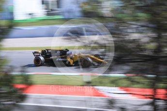World © Octane Photographic Ltd. Formula 1 - Spanish Grand Prix - Practice 1. Sergey Sirotkin - Renault Sport F1 Team Third & Reserve Driver. Circuit de Barcelona - Catalunya. Friday 12th May 2017. Digital Ref: 1810CB7D4095