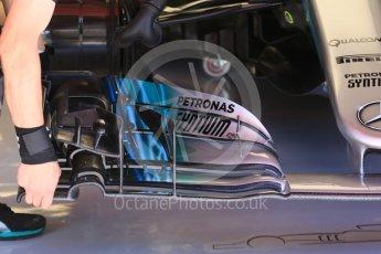 World © Octane Photographic Ltd. Formula 1 - Spanish Grand Prix Practice 1. Mercedes AMG Petronas F1 W08 EQ Energy+. Circuit de Barcelona - Catalunya, Spain. Friday 12th May 2017. Digital Ref: 1810CB7D4265