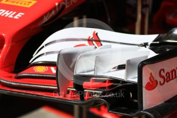 World © Octane Photographic Ltd. Formula 1 - Spanish Grand Prix Practice 1. Scuderia Ferrari SF70H. Circuit de Barcelona - Catalunya, Spain. Friday 12th May 2017. Digital Ref: 1810CB7D4328