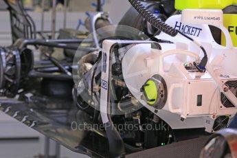 World © Octane Photographic Ltd. Formula 1 - Spanish Grand Prix Practice 1. Williams Martini Racing FW40. Circuit de Barcelona - Catalunya, Spain. Friday 12th May 2017. Digital Ref: 1810CB7D4351