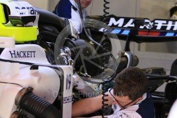 World © Octane Photographic Ltd. Formula 1 - Spanish Grand Prix Practice 1. Williams Martini Racing FW40. Circuit de Barcelona - Catalunya, Spain. Friday 12th May 2017. Digital Ref: 1810CB7D4355